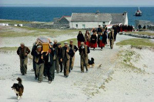 Irish Funeral Procession