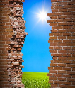 Tear Down The Wall and See The Light!