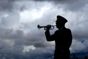 Military Funeral Memorial